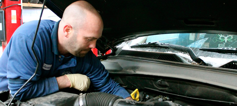 smart car repair Dubai