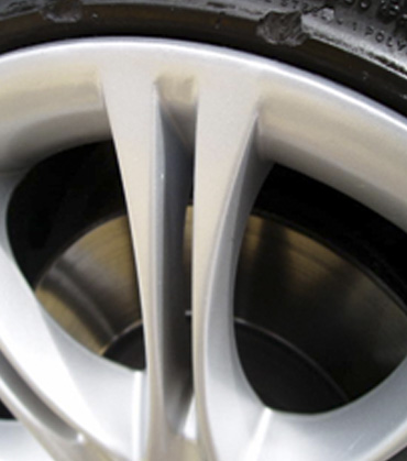 ALLOY WHEEL RIM REPAIR